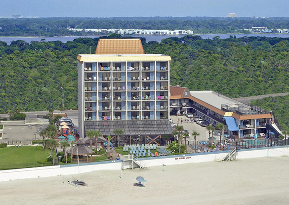 Daytona Beach Hotels | Official Site | Sun Viking Lodge on